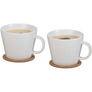 Ensemble de 2 tasses avec...