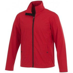 Karmine mens softshell jacket