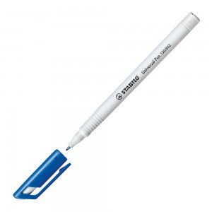 Pennarello Indelebile Stabilo Universal-Pen