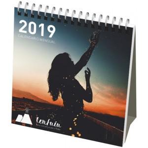 Calendario mensual de...