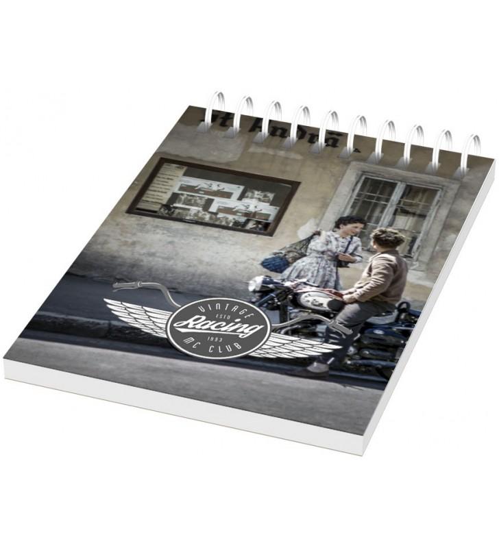 Notebook A6 spiralato con copertina in PP