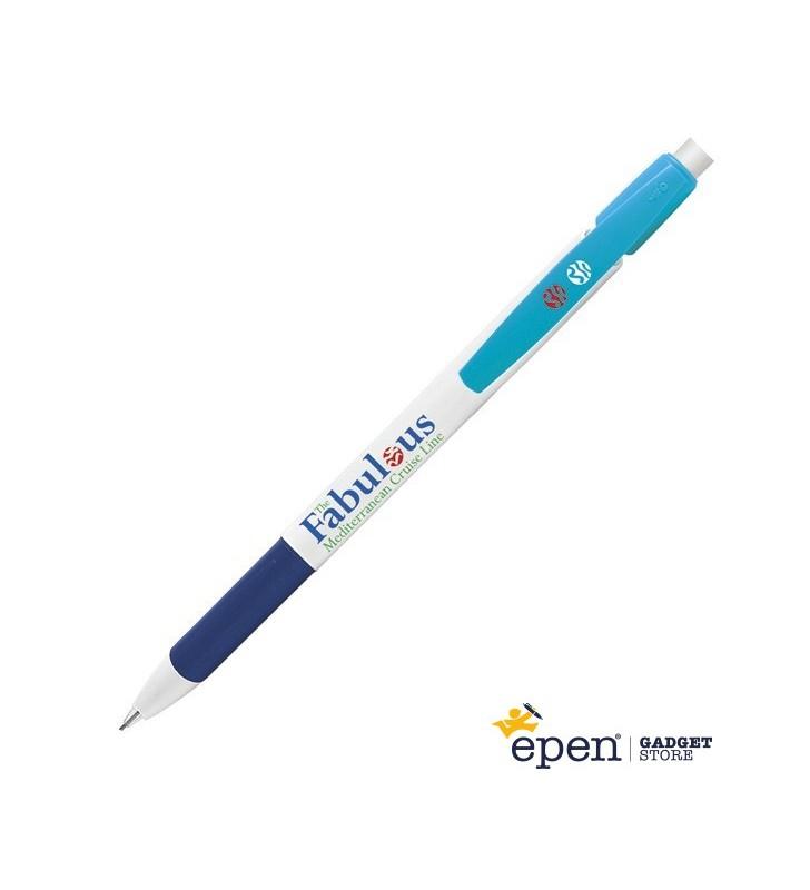 Portamine BIC Media Clic Grip personalizzato