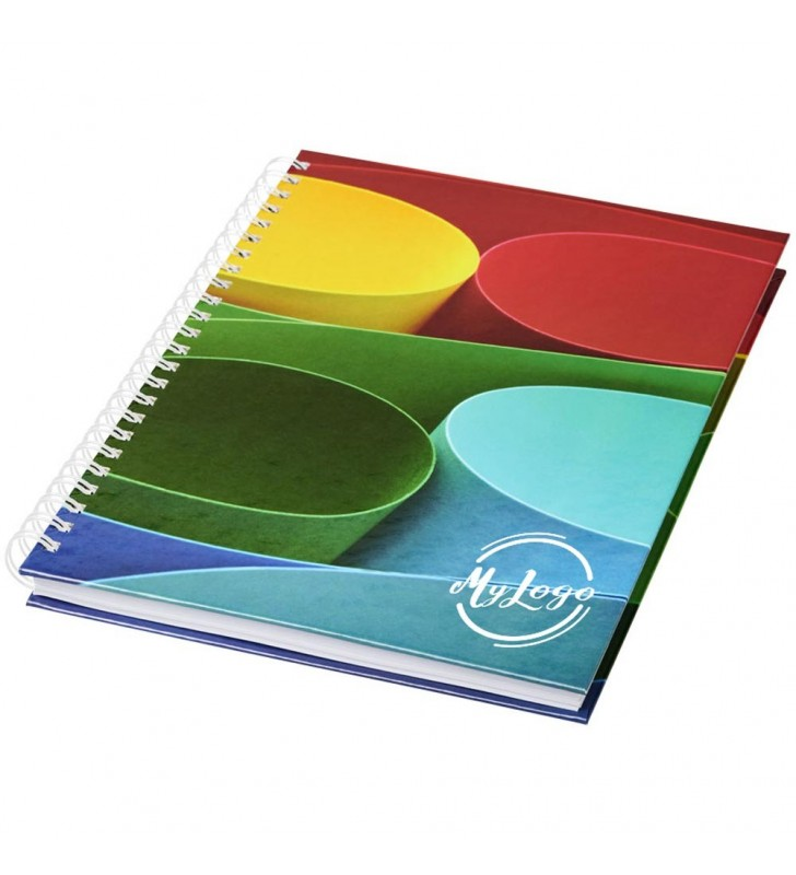 Notebook Wire-o formato A4 e copertina rigida