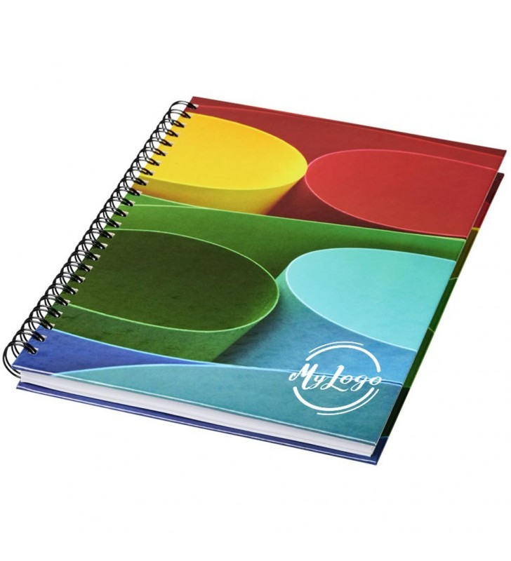 Notebook Wire-o formato A6 e copertina rigida