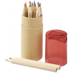 Set di 12 matite colorate...