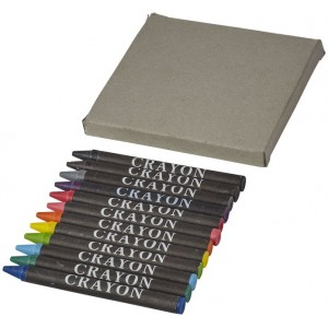 Eon 12-piece crayon set