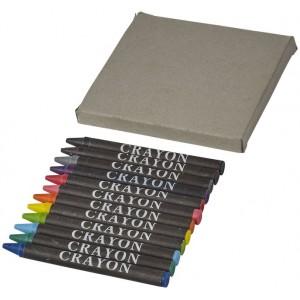 Set de 12 crayons gras
