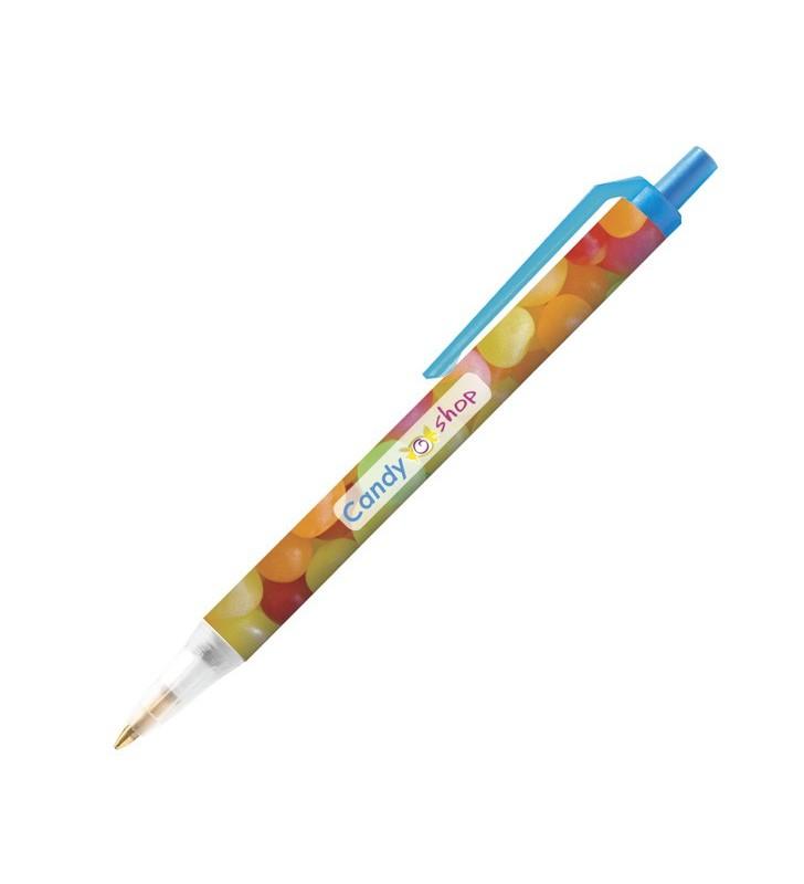 Penna in plastica BIC Clic Stic Mini Digital personalizzata