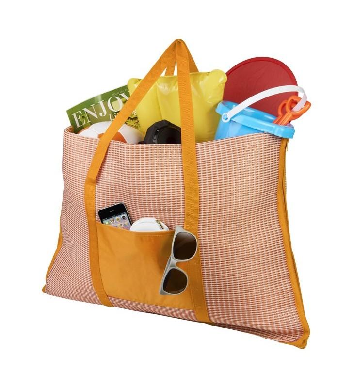 Shopper e stuoia da spiaggia pieghevole Bonbini