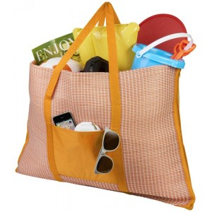 Bonbini foldable beach tote...