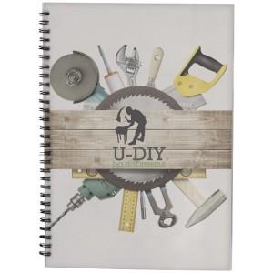 Desk-Mate® A4 Notizbuch mit...