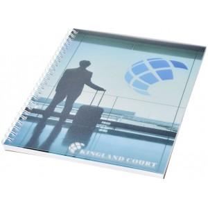 Desk-Mate® A5 Notizbuch mit...
