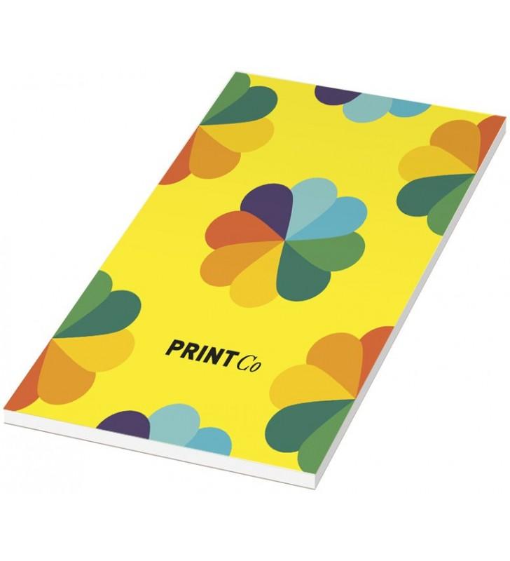 Desk-Mate®, blocco note di formato 1/3 di A4 con copertina avvolgente