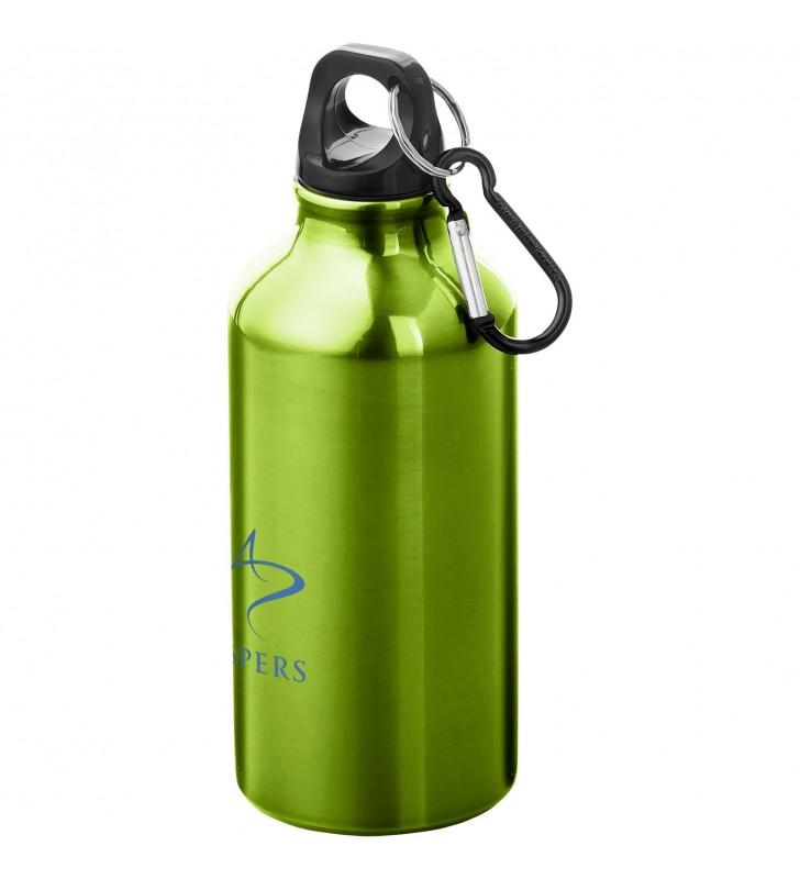 Oregon 400 ml sport bottle with carabiner