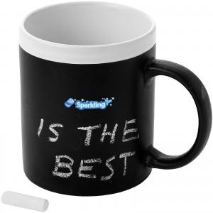 Chalk-write 330 ml ceramic mug