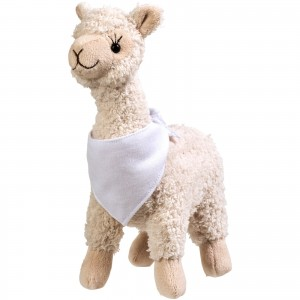 Cuzco plush alpaca with...