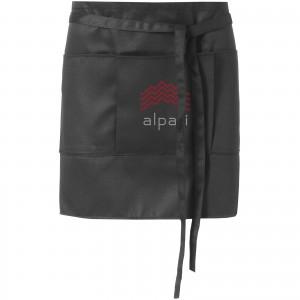 Lega short apron with 3...