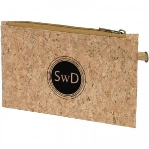 Napa cork travel pouch