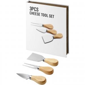 Service à fromage 3 pièces...