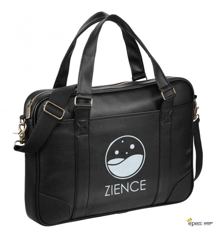 Oxford 15.6 slim laptop briefcase
