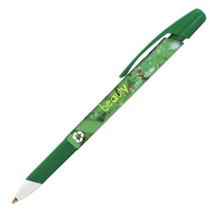 Personalised ECO-FRIENDLY pen BIC Media Clic Grip Digital