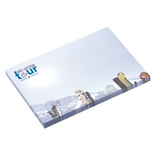 101mm x 75mm Adhesive Notepads