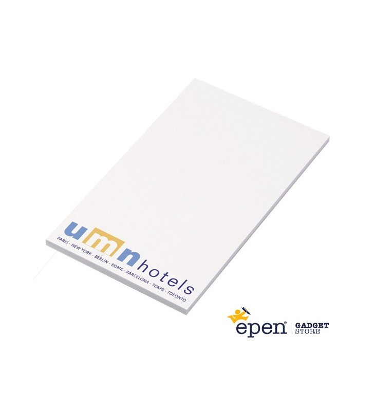 75 mm x 127 mm Non-Adhesive Scratch Pad