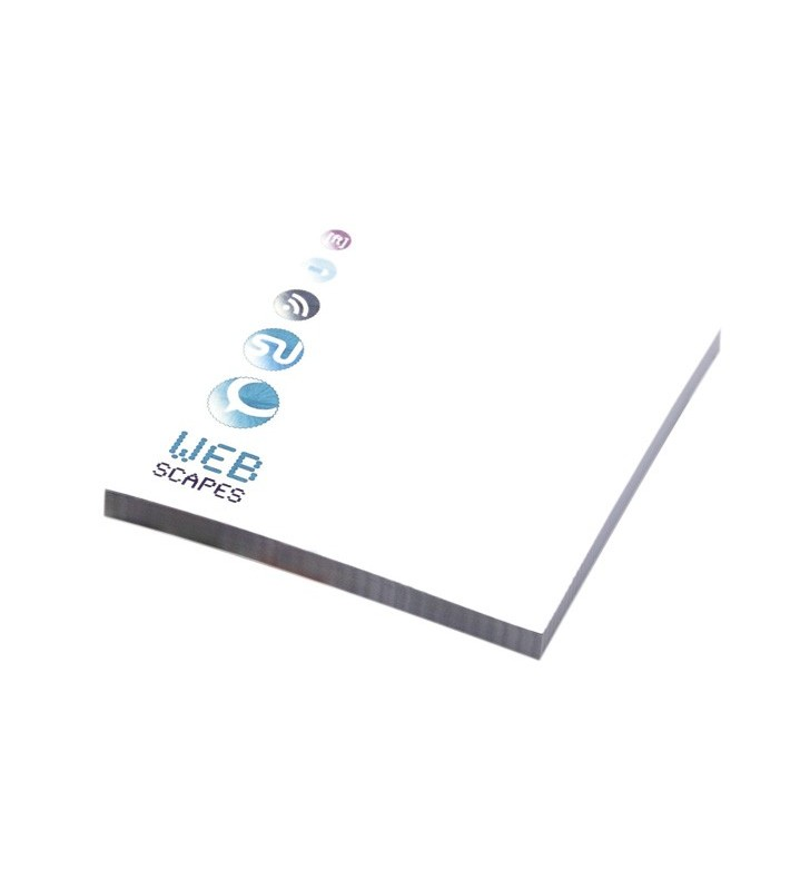 68 mm x 75 mm Adhesive Notepads ECO