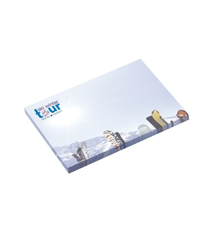 101 mm x 75 mm Adhesive Notepads ECO