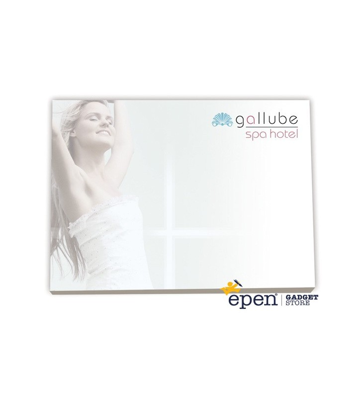 101mm x 75mm Adhesive Notepads ECO