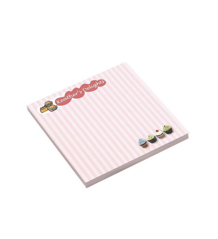 101 mm x 101 mm Adhesive Notepads ECO