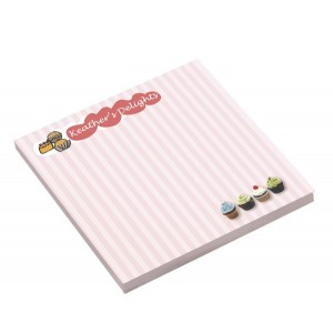 101 mm x 101 mm Adhesive Notepads ÖKO