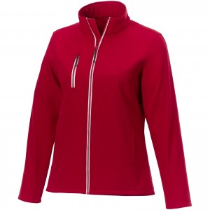 Orion womens softshell jacket