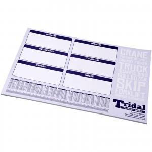 Desk-Mate® A2 notepad