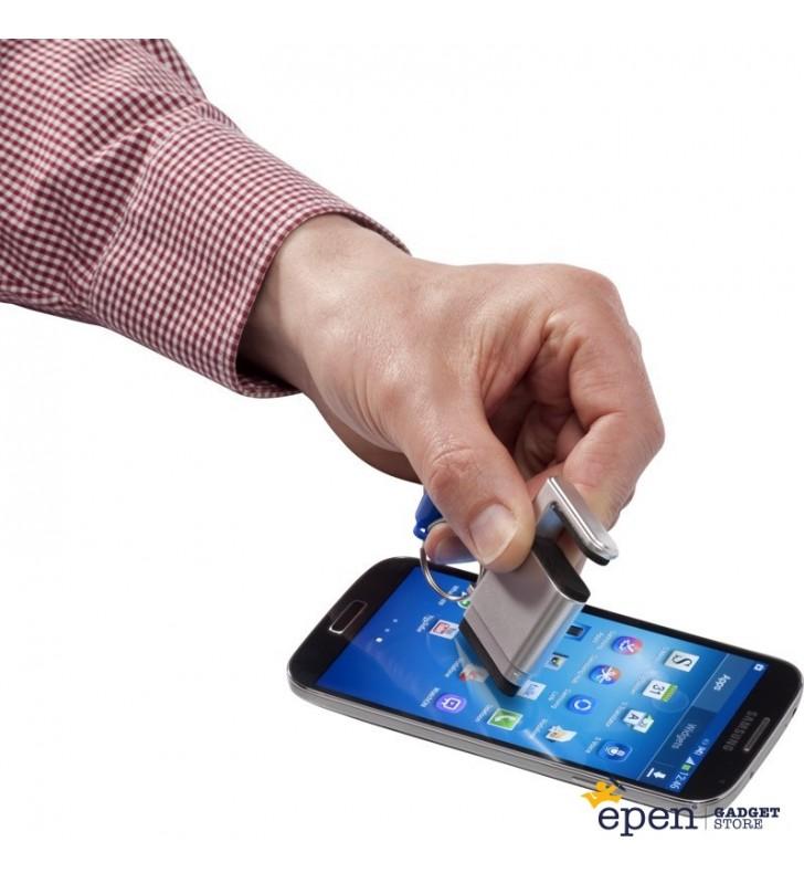Limpiador de pantalla y soporte para smartphone...