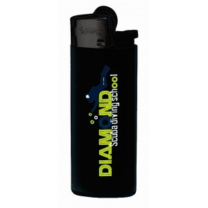 Briquet J25 All Black