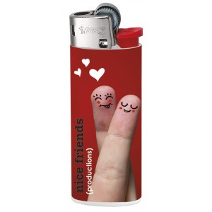 Briquet  J25 Digital Wrap