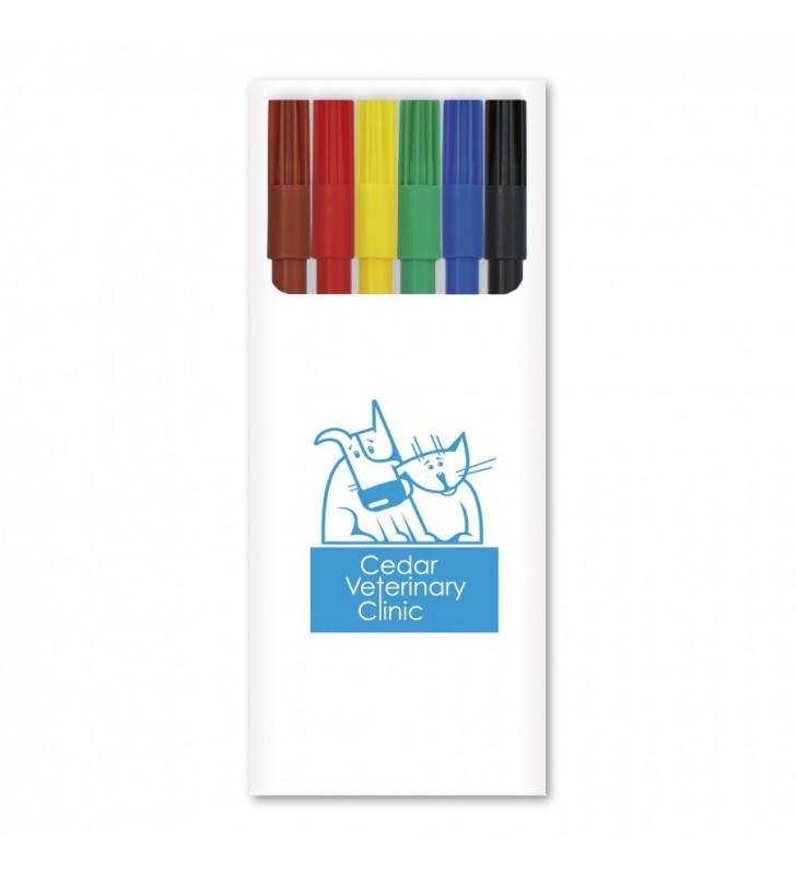 Kids Visa Set of felt pens