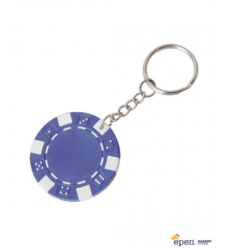 Key ring with the 2D or 3D shape