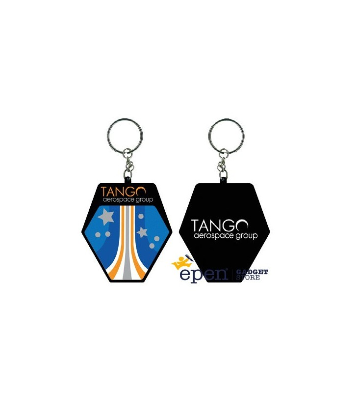 Porte-clés 2D ou 3D personnalisé