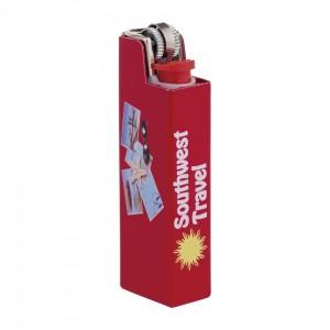 Aluminium flat case