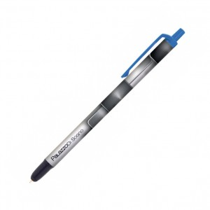 Personalised plastic pen BIC Clic Stic Stylus touchscreen Digital