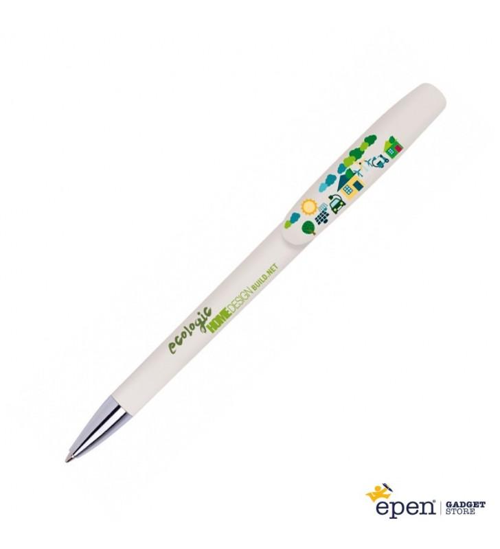 Penna in plastica BIC SUPER CLIP ADVANCE BRITEPIX personalizzata