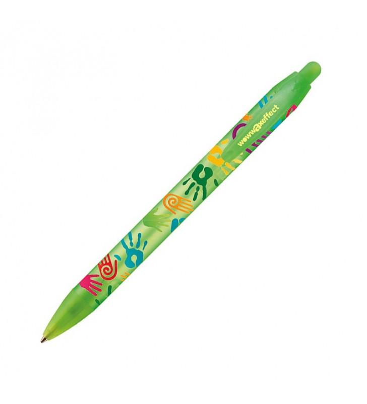 Penna in plastica BIC Wide Body Digital personalizzata