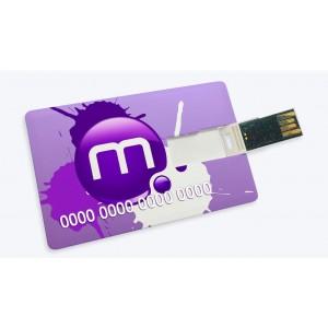 Credit card usb 16 gb