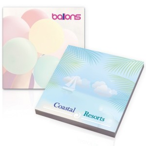 75mm x 75mm Adhesive Notepads