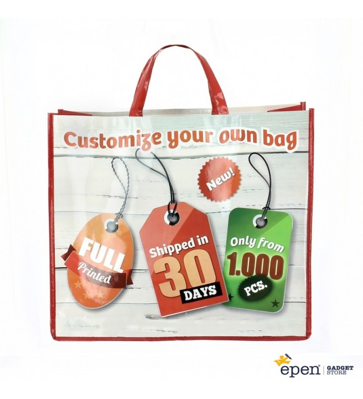 Shopper bags 100% personalizzabile