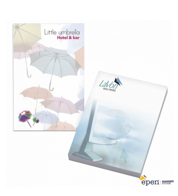 50 mm x 75 mm Adhesive Notepads