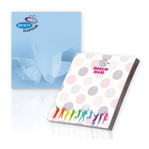 68mm x 75mm Adhesive Notepads