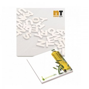 101 mm x 101 mm Adhesive Notepads